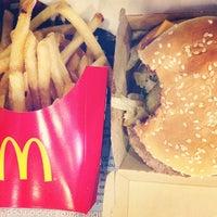 Photo taken at McDonalds by Julian S. on 2/19/2013
