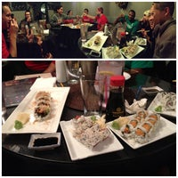 Photo taken at Bluefin Fusion Japanese Restaurant by Julian S. on 12/21/2012