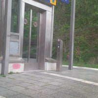 Photo taken at Bahnhof Ennepetal by Lars on 4/30/2014