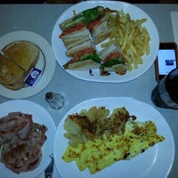 Photo taken at Central Plaza Diner by Andrea G. on 6/21/2014
