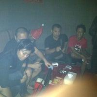 Photo taken at NAV karaoke by Anang N. on 12/20/2012