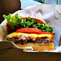 Photo taken at Shake Shack by Dennis L. on 10/13/2012
