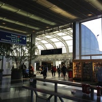 Photo taken at Terminal 2 by Jason C. on 3/29/2013
