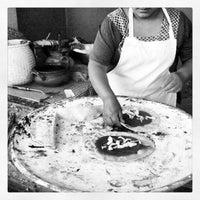 Photo taken at Restaurante El Milenario by Ruben G. on 12/19/2012