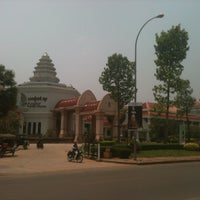 Photo taken at Angkor National Museum by Spritey S. on 4/7/2013