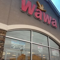 Photo taken at Wawa by Eric on 10/28/2012