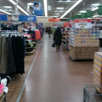 Photo taken at Walmart Supercenter by Real 0. on 1/27/2013