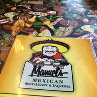 Photo taken at Manuel's Mexican Restaurant by Angel M. on 5/23/2016