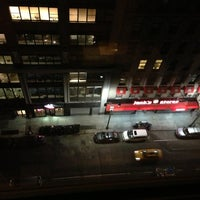 Photo taken at Hampton Inn Manhattan-Madison Square Garden Area by Julie A. on 6/29/2013