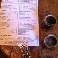 Photo taken at Captain Lawrence Brewing Company by Lexi D. on 7/5/2013
