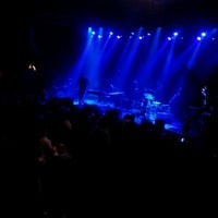 Photo taken at Vicar Street by Roberto M. on 12/17/2012
