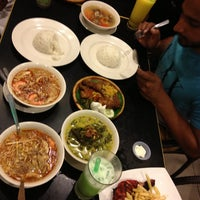 Photo taken at Restoran Ayam Penyet-AP by MK S. on 3/4/2014