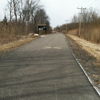 Photo taken at Rayhill Memorial Trail Access by Nancy K. on 3/14/2013