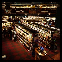 Photo taken at Livraria Cultura by Marcos D. on 5/19/2013
