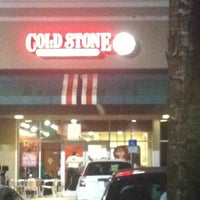 Photo taken at Cold Stone Creamery by Heather J. on 4/6/2013