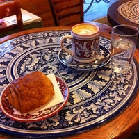 Photo taken at La Colombe Torrefaction by D M. on 6/4/2013