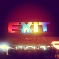 Photo taken at Exit Festival by Jelena B. on 7/12/2013