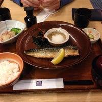 Photo taken at 大戶屋 Ootoya by Tariel D. on 3/2/2014