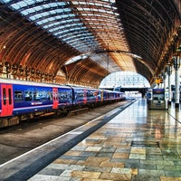 Photo taken at London Paddington Railway Station (QQP) by Muhammad A. on 5/27/2013