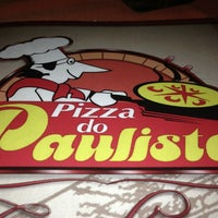 Photo taken at Pizza do Paulista by Leo N. on 3/1/2013