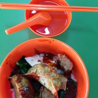 Photo taken at Eunos Crescent Market & Food Centre by ジャッキー タ. on 11/28/2012