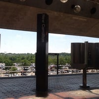 Photo taken at New Carrollton Metro Station by Tinu A. on 6/15/2013