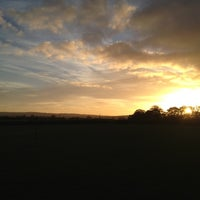Photo taken at Cheddington Railway Station (CED) by George O. on 11/13/2012