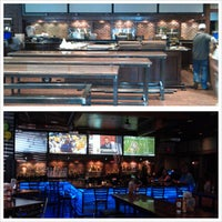 Photo taken at Fox and Hound Bar & Grill by North H. on 9/24/2013