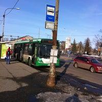 Photo taken at Kalevi peatus by Dmitri I. on 3/29/2013