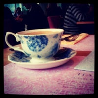 Photo taken at The Tea Terrace by Gustavo F. on 12/30/2012
