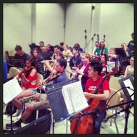 Photo taken at Nordhoff Hall (NH) by Jason B. on 5/3/2013