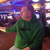Photo taken at Royal River Casino by Lorie M. on 3/17/2013