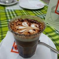 Photo taken at Bottega del Caffè Dersut by Kate O. on 5/16/2014