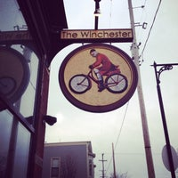 Photo taken at The Winchester by Tim C. on 4/7/2014