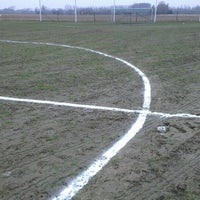 Photo taken at FC Moortsele by Ulrik ✈. on 3/2/2013