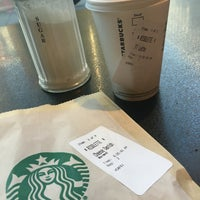 Photo taken at Starbucks by Risolete A. on 9/14/2016
