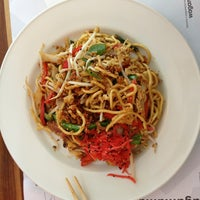Photo taken at Wagamama by Nastya K. on 6/23/2013