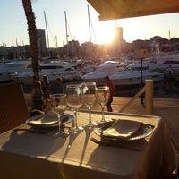 Photo taken at La Taberna Del Puerto Alicante by Stefano M. on 6/22/2013
