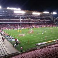 Foto tirada no(a) Newlands Rugby Stadium por Bassel K. em 6/29/2013