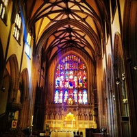 Photo taken at Trinity Church by Bryan T. on 4/20/2013