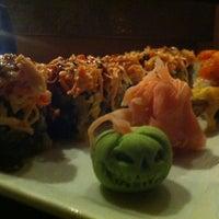 Photo taken at Koko Sushi Bar & Lounge by ChrisTina B. on 10/30/2013