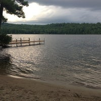 Photo taken at Highland Lake by Liane A. on 9/1/2013