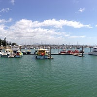 Photo taken at Gladstone Marina by Bandy M. on 9/2/2013