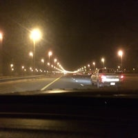 Photo taken at Abu Dhabi - Dubai Road by Mehmet Ö. on 10/9/2015