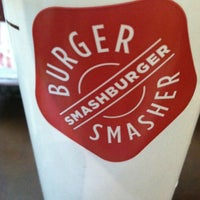 Photo taken at Smashburger by OCAB on 1/16/2013