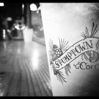 Photo taken at Stumptown Coffee Roasters by Michael K. on 9/25/2013