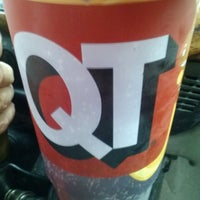 Photo taken at QuikTrip by Johnny B. on 10/28/2013