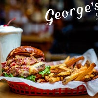 Photo taken at George's Lounge by George's Lounge on 3/8/2016