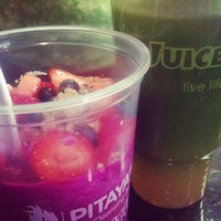 Photo taken at Juice It Up! by Joanna K. on 9/20/2013