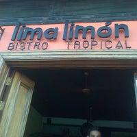 Photo taken at Lima Limon by Carolina Z. on 11/17/2013